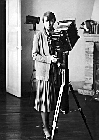 Photographer Berenice Abbott
