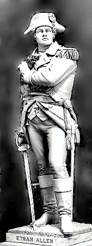 ethan allen, an american hero essay Ethan allen was born in litchfield, connecticut in 1738 he fought in the  american revolutionary war allen was the leader of the green.