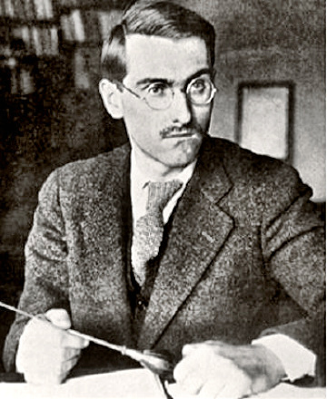 Playwright Jean Anouilh
