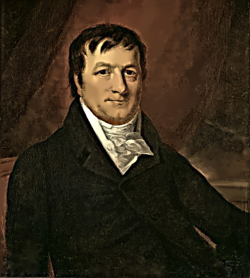 Capitalist John Jacob Astor