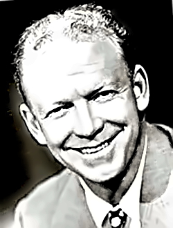 Sports Announcer Red Barber