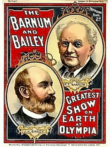 a biography of phineas taylor barnum the founder of the barnum bailey circus Barnum the musical traces phineas taylor barnum's career from 1835 to 1881 when he joined james a bailey to form the circus which was clear your history.