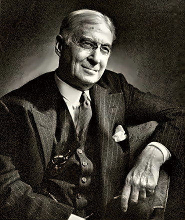 Financier Bernard Baruch