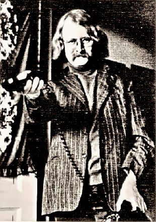 Writer Richard Brautigan