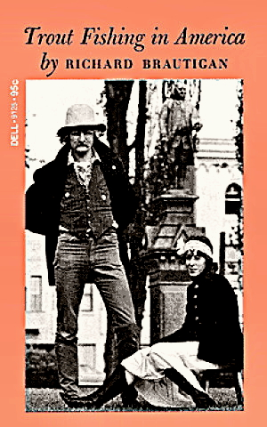 A book by Richard Brautigan