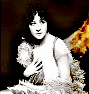 Comedienne Fanny Brice