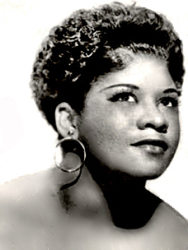 Singer Ruth Brown