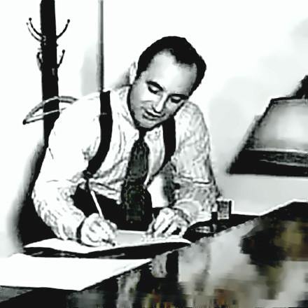 Songwriter Johnny Burke
