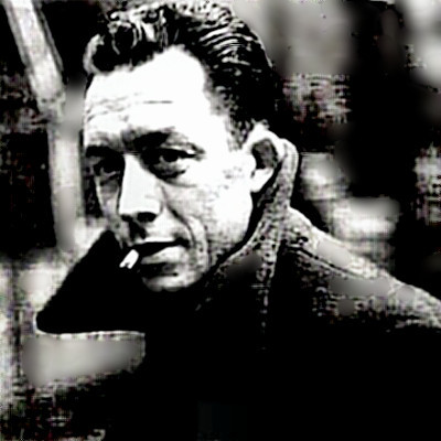 Philosopher & writer Albert Camus