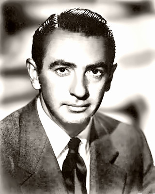 Actor Macdonald Carey