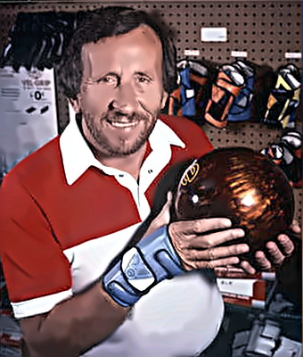Champion Bowler Don Carter