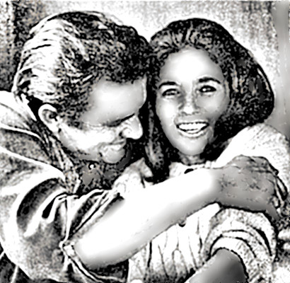 June Carter Cash with Johnny