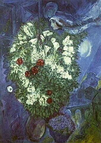 Painter Marc Chagall