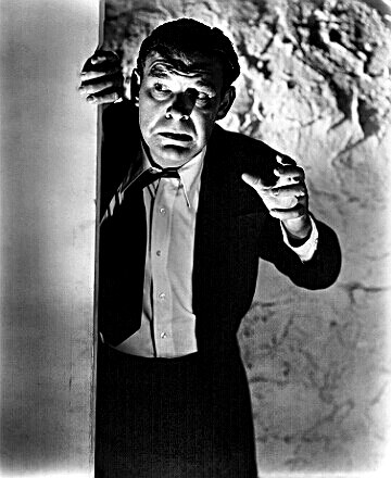 Actor Lon Chaney, Jr.