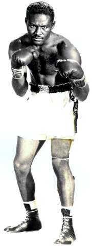 Boxing Champ Ezzard Charles
