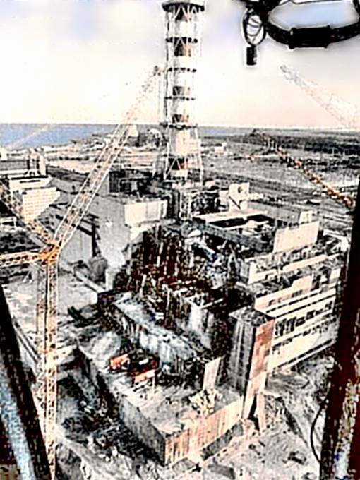 Reactor 4 at Chernobyl
