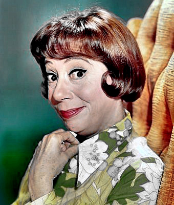 imogene coca it's about time