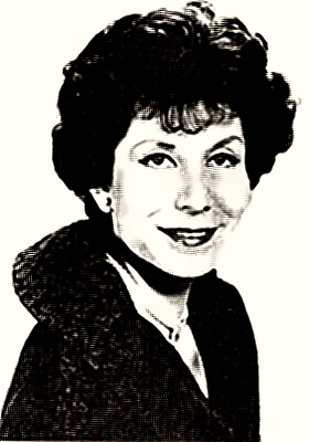 Songwriter Betty Comden