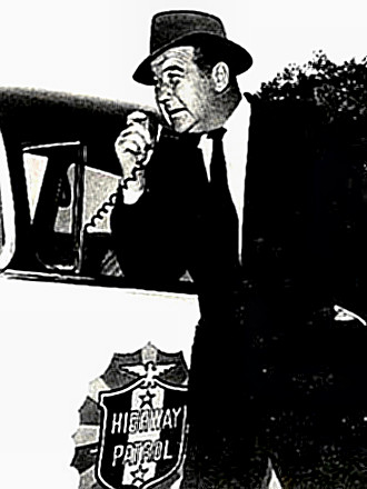 Actor Broderick Crawford