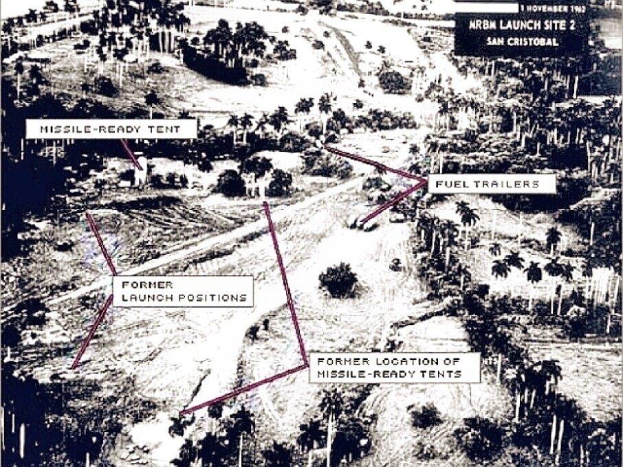 cuban missile crisis. Cuban Missile Crisis Spy-plane