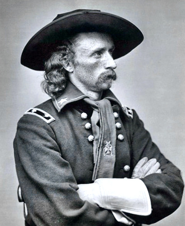 LtCol George Armstrong Custer
