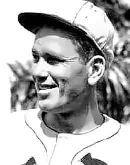 Pitcher Dizzy Dean