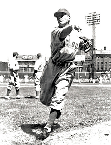 Hall of Fame Pitcher Dizzy Dean