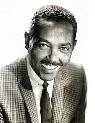 Singer Billy Eckstine