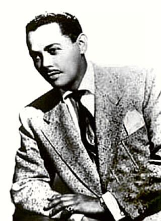 Bandleader Billy Eckstine