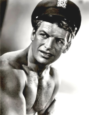 Actor Richard Egan