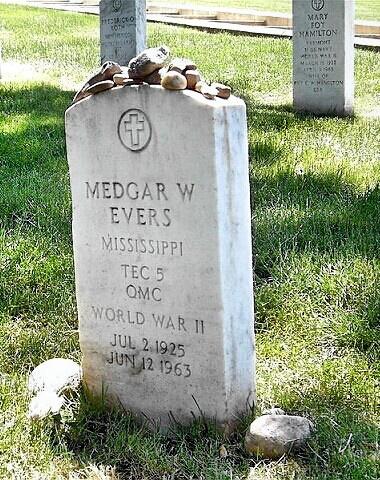 Medgar evers exhumed body condition elhouz