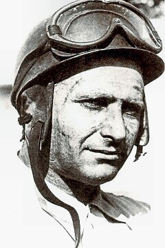 World Champion Driver Juan Manuel Fangio