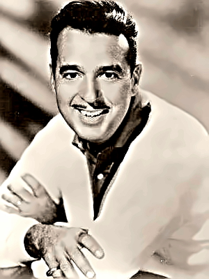Singer Tennessee Ernie Ford