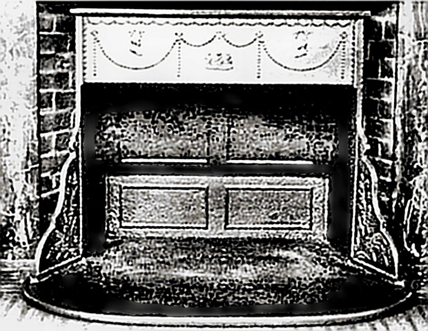 Ben Franklin's Stove [1742 - Benjamin Franklin invents his Franklin stove]