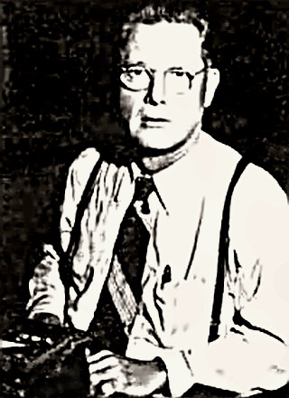 Author Erle Stanley Gardner