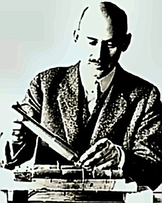 Rocket Scientist Robert Goddard
