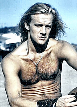 Dancer, Actor Alexander Godunov