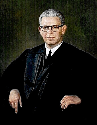 Supreme Court Justice Arthur Goldberg