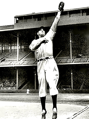 Hall of Famer Hank Greenberg