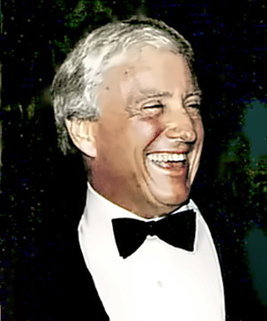 TV host Merv Griffin