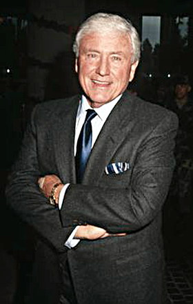 Media Mogul Merv Griffin