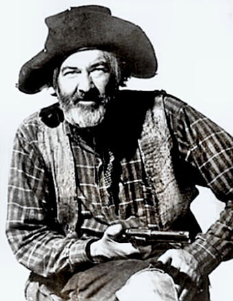 Actor Gabby Hayes