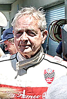 Champion Driver Phil Hill