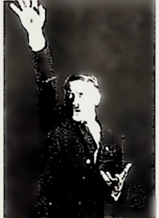 Adolf Hitler - speaking