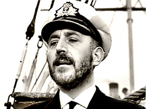 Actor Lionel Jeffries
