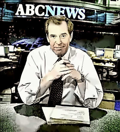 Anchor Peter Jennings