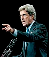 Presidential Candidate John Kerry