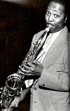 Bluesman Louis Jordan