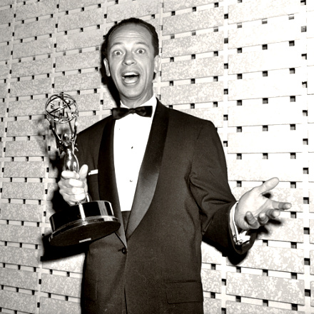 Comedian Don Knotts
