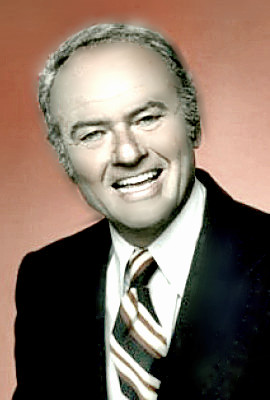 Comedian Harvey Korman
